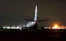 KAZKAZさんが、羽田空港で撮影したジェット・コネクションズ 737-2V6/Advの航空フォト(飛行機 写真・画像)