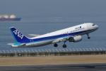 yabyanさんが、中部国際空港で撮影した全日空 A320-214の航空フォト(写真)
