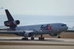 yabyanさんが、中部国際空港で撮影したフェデックス・エクスプレス MD-11Fの航空フォト(飛行機 写真・画像)