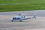 T.Sazenさんが、神戸空港で撮影した日本法人所有 A109E Powerの航空フォト(写真)
