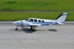 T.Sazenさんが、神戸空港で撮影した学校法人ヒラタ学園 航空事業本部 Baron G58の航空フォト(飛行機 写真・画像)