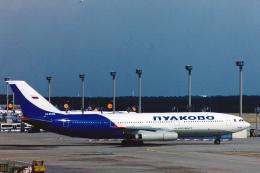 菊池 正人さんが、フランクフルト国際空港で撮影したプルコボ航空 Il-86/87の航空フォト(飛行機 写真・画像)