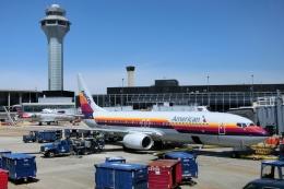 zettaishinさんが、オヘア国際空港で撮影したアメリカン航空 737-823の航空フォト(飛行機 写真・画像)