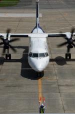 Kenny600mmさんが、青森空港で撮影したANAウイングス DHC-8-402Q Dash 8の航空フォト(写真)