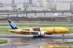 らいぬあーさんが、羽田空港で撮影した全日空 777-281/ERの航空フォト(写真)