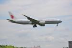 雲霧さんが、成田国際空港で撮影した中国国際貨運航空 777-FFTの航空フォト(写真)