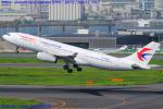 Chofu Spotter Ariaさんが、羽田空港で撮影した中国東方航空 A330-243の航空フォト(飛行機 写真・画像)