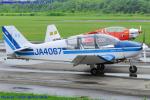 Chofu Spotter Ariaさんが、たきかわスカイパークで撮影した滝川スカイスポーツ振興協会 DR-400-180R Remo 180の航空フォト(飛行機 写真・画像)