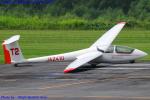 Chofu Spotter Ariaさんが、たきかわスカイパークで撮影した滝川スカイスポーツ振興協会 ASK 21の航空フォト(飛行機 写真・画像)