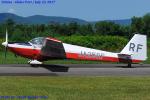 Chofu Spotter Ariaさんが、当麻滑空場で撮影した日本個人所有 SF-25C Falkeの航空フォト(飛行機 写真・画像)
