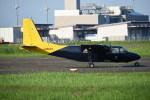 kumagorouさんが、仙台空港で撮影した新日本航空 BN-2B-20 Islanderの航空フォト(飛行機 写真・画像)