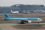 ハピネスさんが、羽田空港で撮影した大韓航空 777-2B5/ERの航空フォト(飛行機 写真・画像)