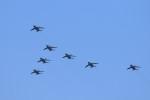オポッサムさんが、松島基地で撮影した航空自衛隊 T-4の航空フォト(写真)