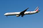 X8618さんが、成田国際空港で撮影したエールフランス航空 777-328/ERの航空フォト(写真)