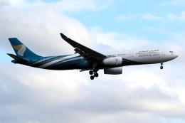 航空フォト:A4O-DH オマーン航空 A330-300