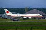 まったり屋さんが、千歳基地で撮影した航空自衛隊 747-47Cの航空フォト(写真)
