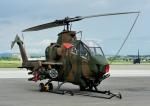 じーく。さんが、千歳基地で撮影した陸上自衛隊 AH-1Sの航空フォト(写真)