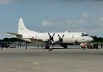 じーく。さんが、千歳基地で撮影した海上自衛隊 P-3Cの航空フォト(写真)