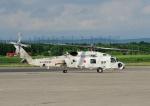 じーく。さんが、千歳基地で撮影した海上自衛隊 SH-60Jの航空フォト(写真)