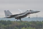アイスコーヒーさんが、千歳基地で撮影した航空自衛隊 F-15DJ Eagleの航空フォト(飛行機 写真・画像)