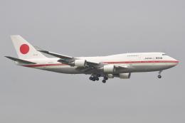 アイスコーヒーさんが、千歳基地で撮影した航空自衛隊 747-47Cの航空フォト(飛行機 写真・画像)