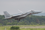 アイスコーヒーさんが、千歳基地で撮影した航空自衛隊 F-15J Eagleの航空フォト(写真)