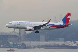 sumihan_2010さんが、香港国際空港で撮影したネパール航空 A320-233の航空フォト(飛行機 写真・画像)