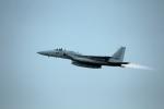 空の旅人さんが、千歳基地で撮影した航空自衛隊 F-15J Eagleの航空フォト(写真)