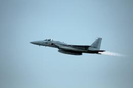 空の旅人さんが、千歳基地で撮影した航空自衛隊 F-15J Eagleの航空フォト(飛行機 写真・画像)