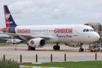 tyusonさんが、シェムリアップ国際空港で撮影したバッサカ・エア A320-233の航空フォト(写真)