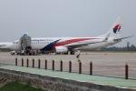 tyusonさんが、シェムリアップ国際空港で撮影したマレーシア航空 737-8H6の航空フォト(写真)
