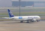 ふじいあきらさんが、羽田空港で撮影した全日空 767-381F/ERの航空フォト(飛行機 写真・画像)
