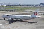 Oneworld 81Hさんが、羽田空港で撮影した日本航空 777-246/ERの航空フォト(写真)
