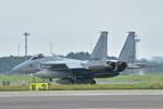 パンダさんが、千歳基地で撮影した航空自衛隊 F-15J Eagleの航空フォト(飛行機 写真・画像)