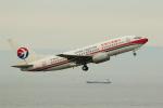 yabyanさんが、中部国際空港で撮影した中国東方航空 737-79Pの航空フォト(飛行機 写真・画像)