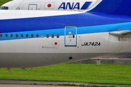 T.Sazenさんが、伊丹空港で撮影した全日空 777-281/ERの航空フォト(飛行機 写真・画像)