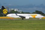 Tomo-Papaさんが、成田国際空港で撮影したMIATモンゴル航空 737-8SHの航空フォト(写真)