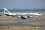 yabyanさんが、中部国際空港で撮影したエバーグリーン航空 747-230B(SF)の航空フォト(写真)