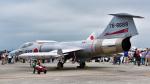 パンダさんが、千歳基地で撮影した航空自衛隊 F-104J Starfighterの航空フォト(飛行機 写真・画像)