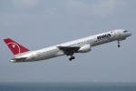 yabyanさんが、中部国際空港で撮影したノースウエスト航空 757-251の航空フォト(写真)