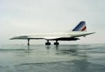 KOMAKIYAMAさんが、羽田空港で撮影したエールフランス航空 Concorde 101の航空フォト(写真)