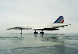 KOMAKIYAMAさんが、羽田空港で撮影したエールフランス航空 Concorde 101の航空フォト(飛行機 写真・画像)