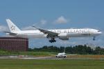 Tomo-Papaさんが、成田国際空港で撮影したシンガポール航空 777-312/ERの航空フォト(写真)