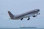 yabyanさんが、中部国際空港で撮影したアシアナ航空 A330-323Xの航空フォト(飛行機 写真・画像)