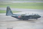 kumagorouさんが、仙台空港で撮影した航空自衛隊 C-130H Herculesの航空フォト(飛行機 写真・画像)
