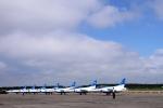 twining07さんが、千歳基地で撮影した航空自衛隊 T-4の航空フォト(写真)