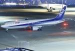あしゅーさんが、羽田空港で撮影した全日空 767-381/ERの航空フォト(写真)