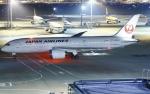 あしゅーさんが、羽田空港で撮影した日本航空 787-8 Dreamlinerの航空フォト(写真)