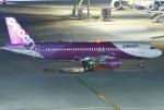 あしゅーさんが、羽田空港で撮影したピーチ A320-214の航空フォト(写真)