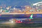 福岡空港 - Fukuoka Airport [FUK/RJFF]で撮影されたエバー航空 - Eva Airways [BR/EVA]の航空機写真